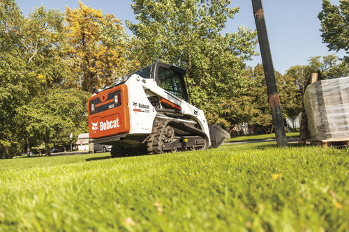 New Bobcat T450 Loader features Tier 4 Non-DPF Emissions