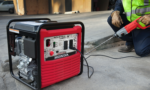 work portable smooth offer industrial economy or category performance power on honda generators plenty durability of series without and sacrificing