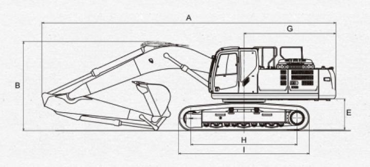 Etudes et réalisation d'une pelle carrière 9100 au 1/14 rétro en base d'une CAT 323 L au 1/10. - Page 3 Excavators1